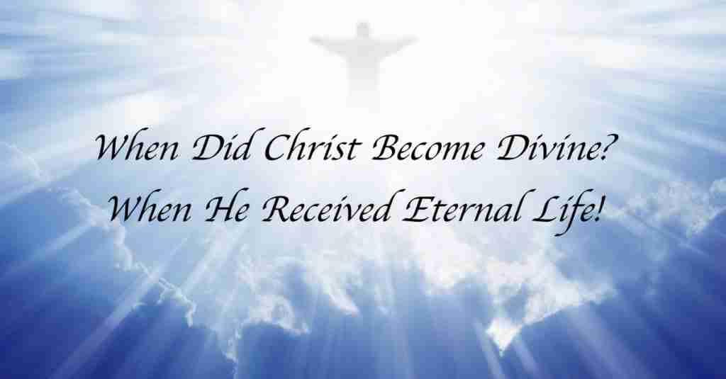 Christ The Divine