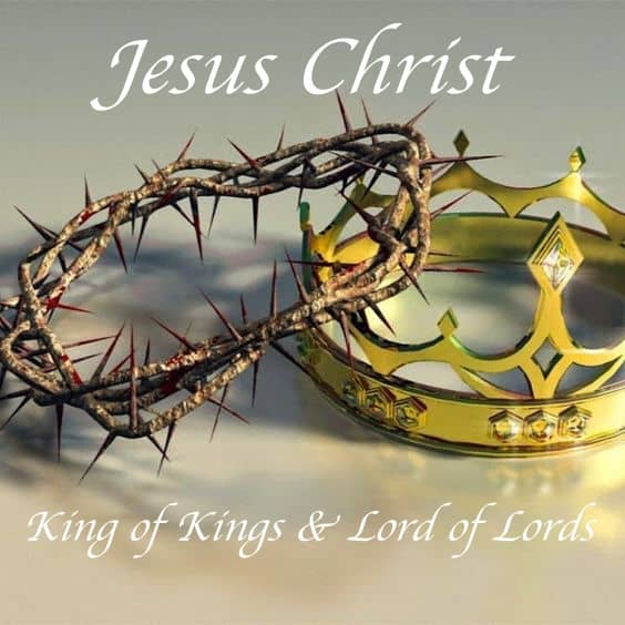 Jesus The King of Kings